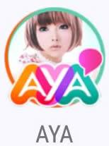 Ayaアプリのアイコン画像